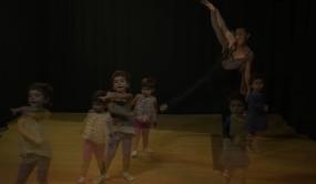 niñas y danzas de vida